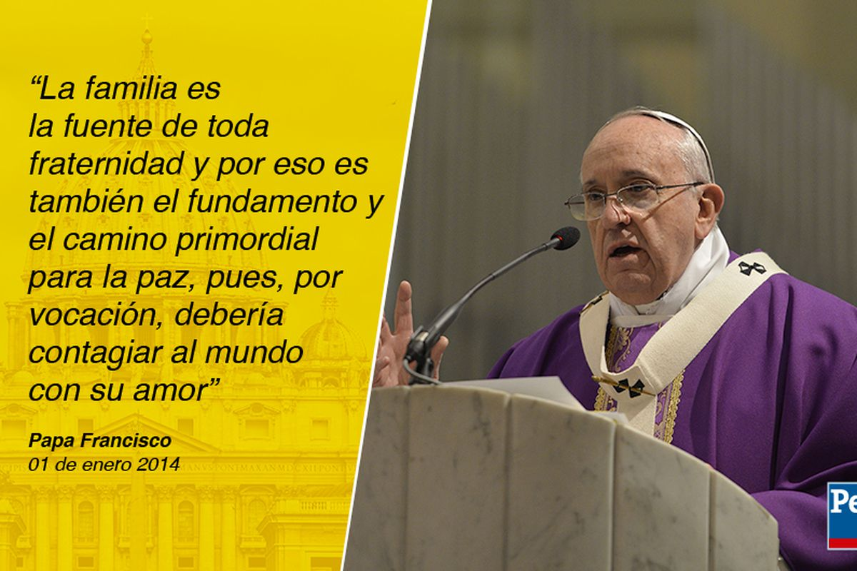 Papa Francisco 10 Frases En Sus Primeros Dos Años De