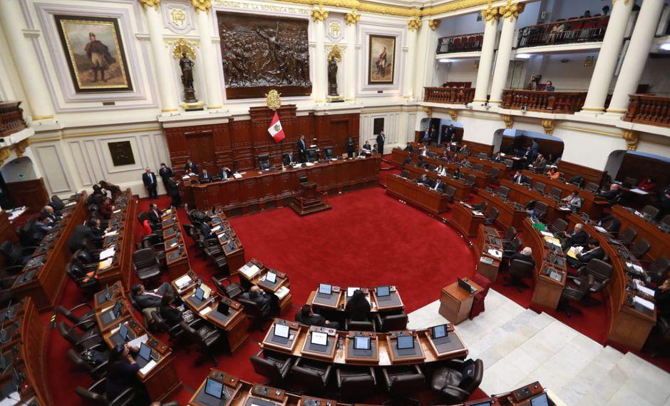 Se aprobó con on 57 votos a favor, 18 en contra y 9 abstenciones. (Foto: GEC)