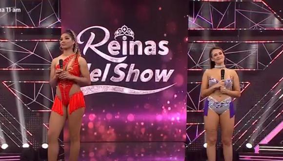Carla Rueda y Jossmery Toledo han confesado que no se llevan bien desde la primera sentencia que protagonizaron- (Foto: Captura América TV).