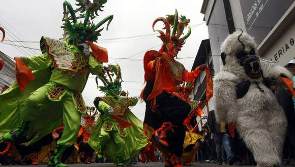 Bolivia reclama ante la Unesco por danzas de la Virgen de La Candelaria. (USI)