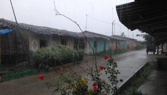 Lluvias en Pomabamba continúan causando daños. (Foto: GEC)