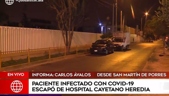 América Noticias señaló que el hospital habría iniciado una investigación.