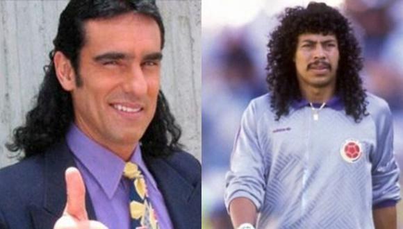 Pedro el escamoso fue inspirado en un jugador de la selección nacional de Colombia (Foto: Caracol Televisión)