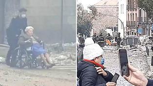 España: Explosión en Madrid genera pánico entre ciudadanos