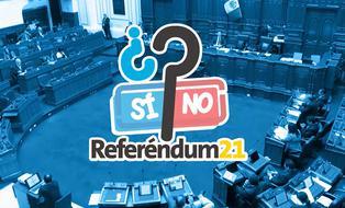 Referéndum21: ¿Votar SÍ o NO en la pregunta sobre el retorno a la bicameralidad?