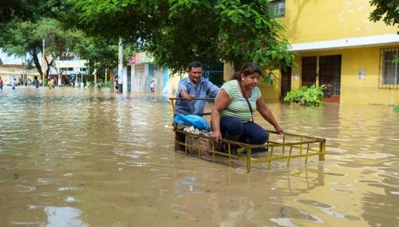 El fenómeno El Niño causó serios estragos este año.