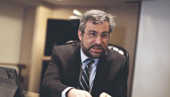 Piero Corvetto, jefe de la ONPE, informó que ha propuesta un nuevo horario de voto escalonado. (Foto: GEC)