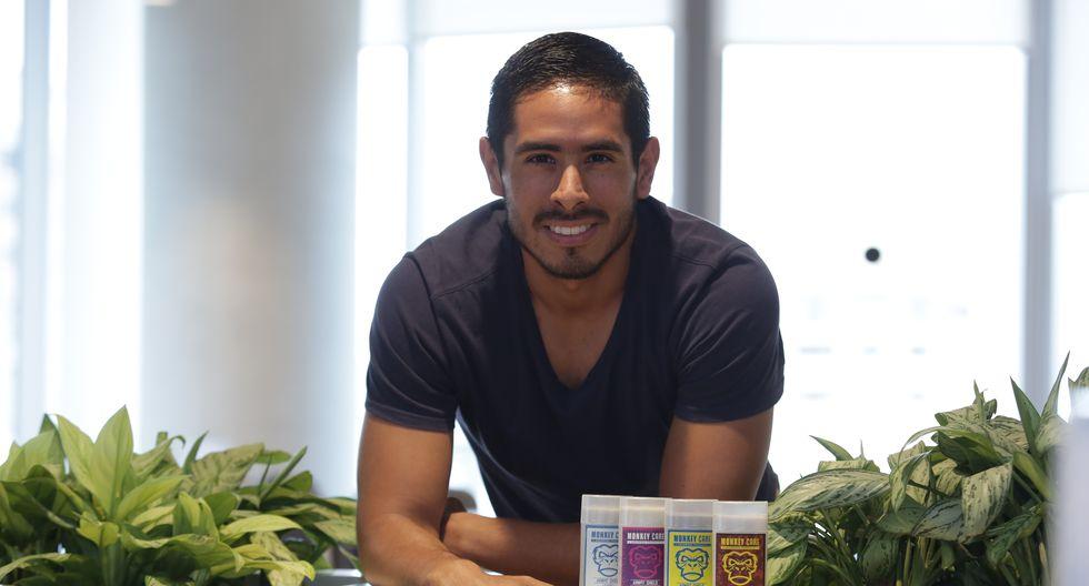 Al no encontrar una buena opción natural en el mercado, Renzo Pérez decidió hacer su propio desodorante en casa. (Anthony Niño de Guzmán/GEC)