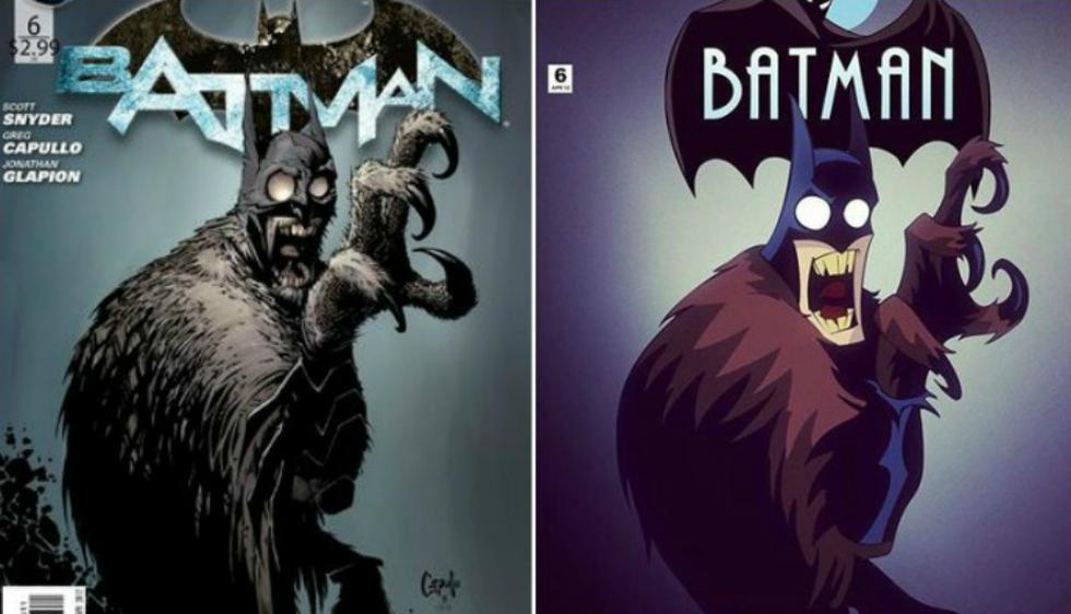 Muchos fanáticos de Batman vieron por primera vez al superhéroe de DC en la televisión. (DevianArt)