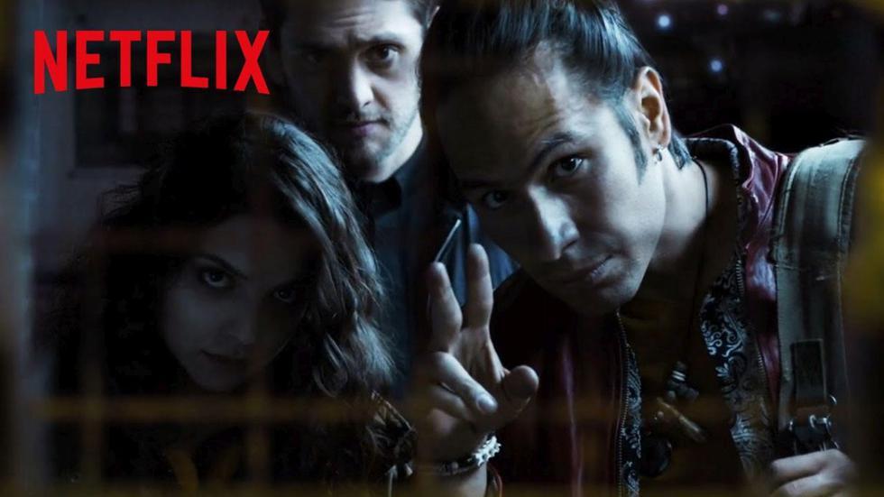 Diablero es la nueva serie de terror de Netflix y apuesta una vez más por México. (Foto: Netflix)