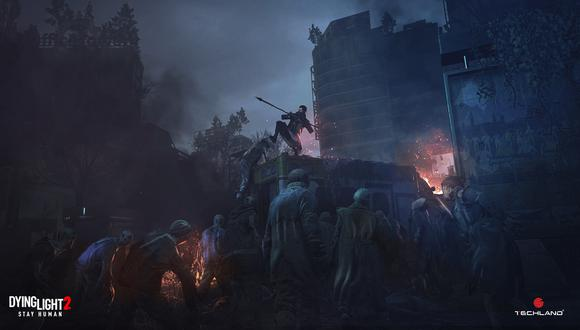 Dying Light 2 se lanzará en PS4, PS5, Xbox One, Xbox Series y PC.