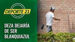 Jean Deza no continuará en Alianza Lima