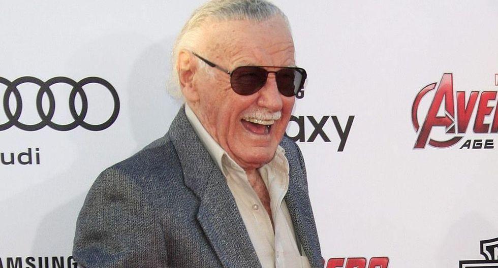 Stan Lee tuvo un funeral privado acorde a sus últimos deseos (Foto: EFE)