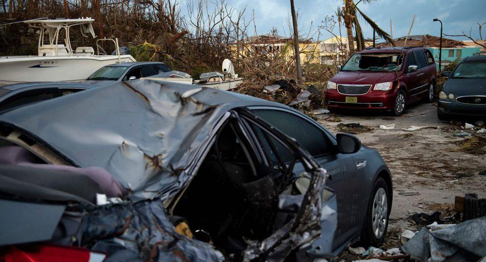 """El ministro de Salud, Duane Sands, había dicho que la eventual cifra total de muertos será """"impresionante"""". (Foto: AFP)"""