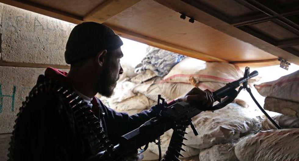 La provincia de Idlib, último bastión insurgente y yihadista en Siria, es objeto desde septiembre de una tregua negociada entre Rusia, aliada del régimen de Damasco, y Turquía, que apoya a los rebeldes. (Foto: AFP)