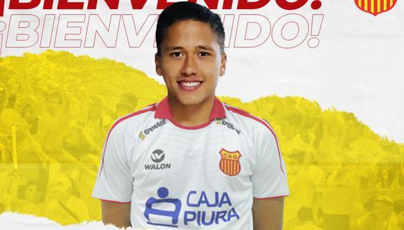 De la Cruz jugará en Segunda División (Foto: Prensa ATG)