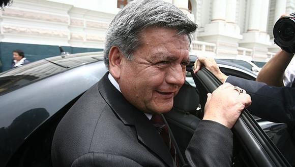 César Acuña, en la mira tras graves denuncias por violencia doméstica. (David Vexelman)