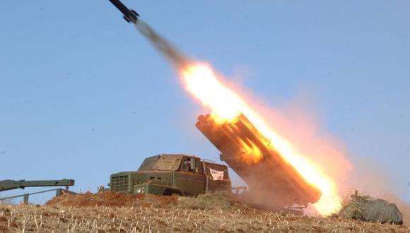NO CEDE. Pyongyang justifica nuevamente sus ensayos nucleares. (AP)