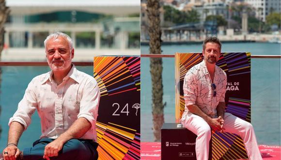 """""""Las mejores familias"""", de Javier Fuentes-León, en la Sección Oficial a concurso del XXIV Festival de Cine Español de Málaga. (Foto: EFE)."""