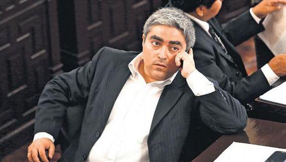 El ex funcionario Marco Antonio Zeballos cuestionó los elementos de convicción presentados en su contra por el Ministerio Público. (Foto: GEC)