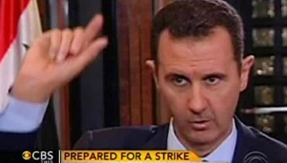 Bashar al Assad. (AP)