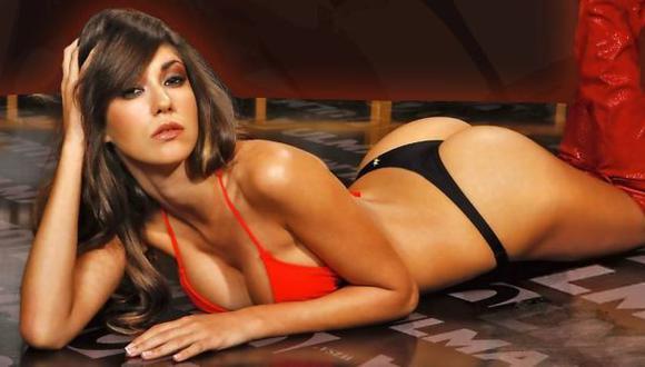 Se espera que confirme el supuesto romance que habría mantenido con Juan Vargas. (Facebook)