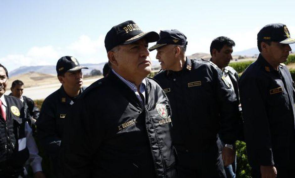 Reciente encuestas de Ipsos Perú muestra un aumento considerable en la gestión de Daniel Urresti. (César Fajardo)