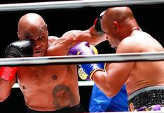 Mike Tyson entusiasma a seguidores de la UFC con este entrenamiento [VIDEO]