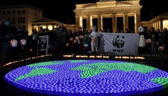 La hora del Planeta es una actividad mundial impulsada por la agencia de publicidad World Wide Fund for Nature (WWF).
