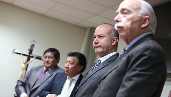 En 22 meses, el grupo de Tejada no ha entregado un solo informe final al Pleno. (Martín Pauca)