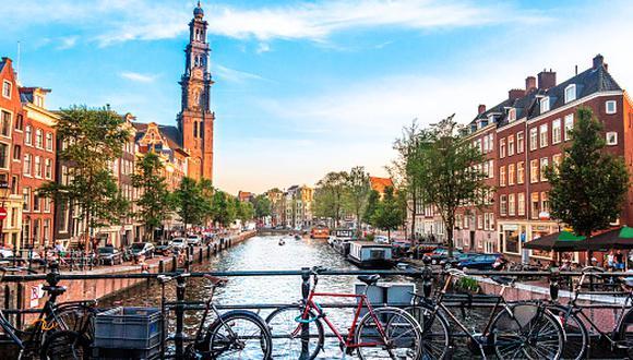 Al estilo holandés. (Getty)