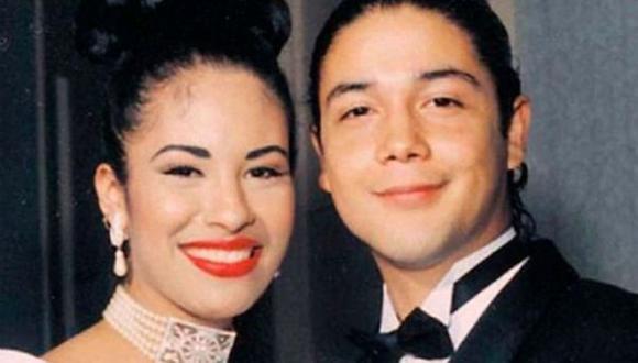 Selena Quintanilla y Chris Pérez se casaron en abril de 1992 (Foto: Chris Pérez/ Instagram)