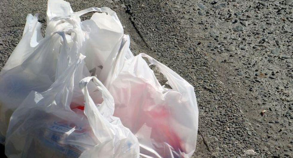900 bolsas de plástico por persona son utilizadas al año en Marruecos. (Foto: Flickr/velkr0)