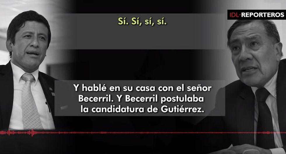 Guido Aguila confirma reunión de consejeros de CNM con Héctor Becerril.