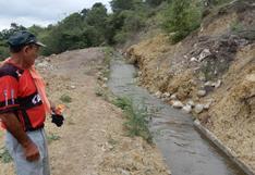 Siembra de arroz en Amazonas aumenta riesgo de deslizamientos de tierra, según el Ingemmet