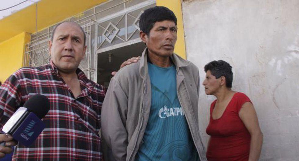 Sospechoso. Pablo Alvines es investigado por la Policía. (Nadia Quinteros)
