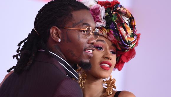 El cantante Offset le pide perdón a Cardi B y quiere reconquistarla.  (Foto: AFP)