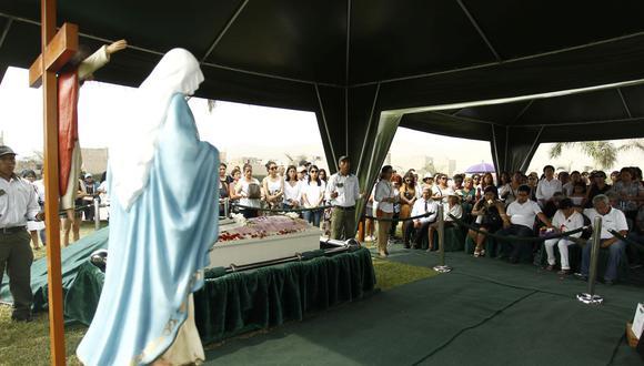 ¿Qué opciones existen y cuánto cuesta enterrar a un ser querido? (Foto referencial: Leandro Britto / GEC)