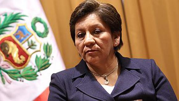 La excongresista acusó intenciones malintencionadas en acusación. (USI)
