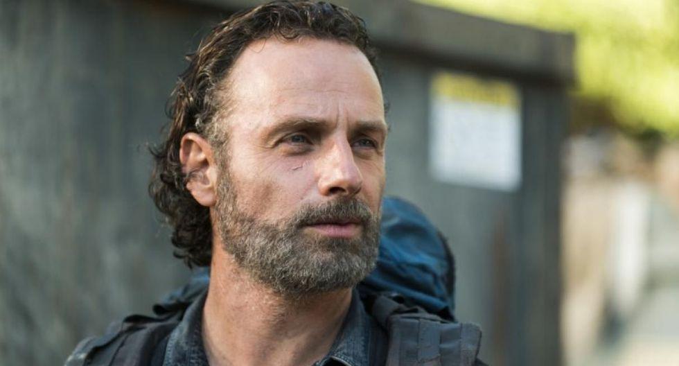 Creador de 'The Walking Dead' confirmó la salida de Andrew Lincoln esta temporada. (AMC)