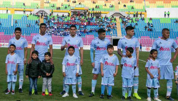 Real Garcilaso evalúa la posibilidad de cambiar de nombre en la próxima temporada. (Foto: Facebook)