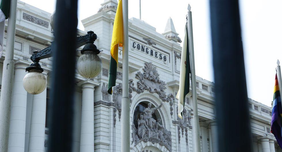 Transparencia le pidió a la Comisión de Constitución priorizar el debate de inmunidad parlamentaria e impedimentos para postular. (Foto: GEC)