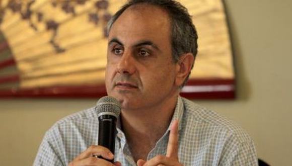 Fernando Farah es representante del Fondo Blanquiazul, grupo que administra Alianza Lima. (Foto: FPF)