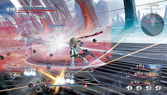 'Dissidia Final Fantasy NT': Conoce los detalles del nuevo título de Square Enix (Difusión)