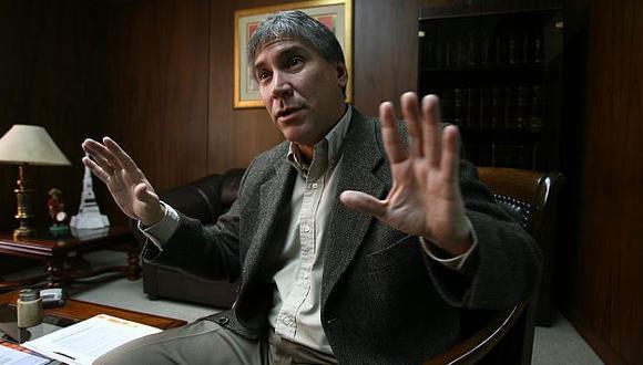 Aurelio Pastor, procesado por tráfico de influencias, podría recibir una pena de 4 años. (Rafael Cornejo)