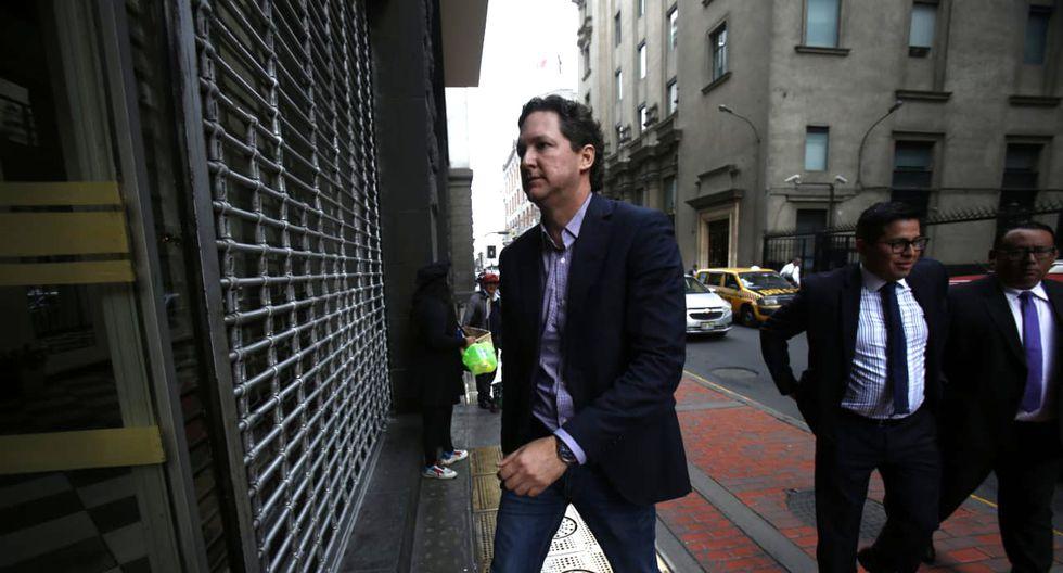 Según Yoshiyama, Pedro Chávarry y Daniel Salaverry, se juntaban de forma sigilosa en sitios diferentes (GEC)