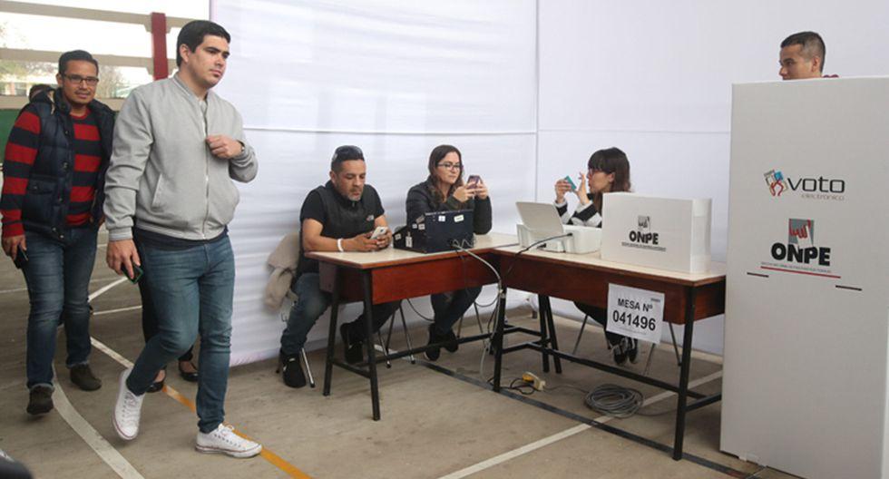 Elecciones Congresales Extraordinarias se llevarán a cabo el próximo 26 de enero. (GEC).
