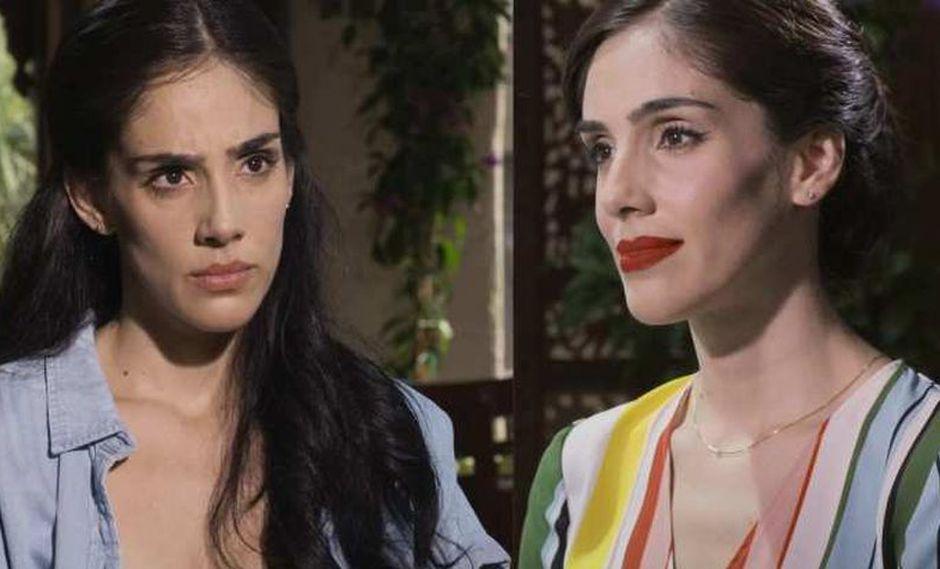 """Sandra Echeverría es la nueva protagonista, con doble papel, de """"La usurpadora"""" (Foto: Televisa)"""