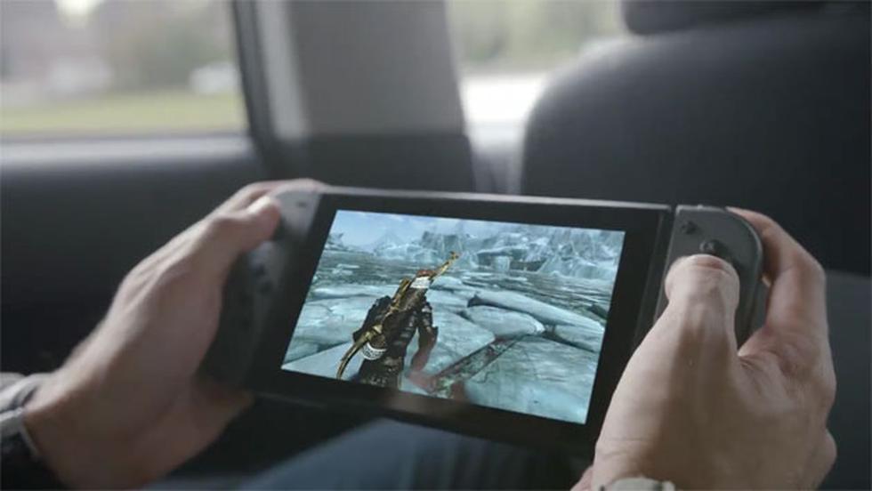 Nintendo Switch. (USI)