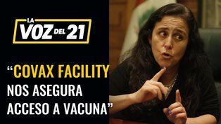 Patricia García: ¿Cuándo probarán las vacunas contra el COVID-19 en el Perú?